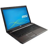 "Ноутбук экран 15,6"" MSI amd e1-2100 1,ghz/ ram4096mb/ hdd500gb/ dvdrw"