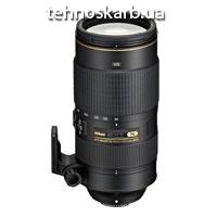 Фотообъектив Nikon nikkor af 80-400mm f/4.5-5.6d ed vr