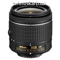 Фотообъектив Nikon nikkor af-p 18-55mm 1:3.5-5.6g dx vr