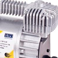 Автомобільний холодиник Vitol компресор автомобільний