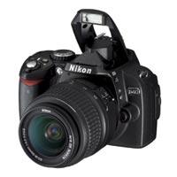 Фотоаппарат цифровой Nikon d40 kit af-s dx 18-55g ii