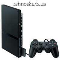 SONY playstation 2 slim (тонкая)