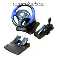 Руль игровой Genius speed wheel 5