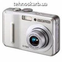 Фотоаппарат цифровой Samsung digimax d760