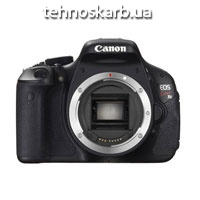 Canon eos 550d body (rebel t2i / kiss x4 digital)