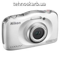 Фотоаппарат цифровой Nikon coolpix s33