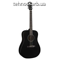 Гитара Fender cd-60bk ds-v2