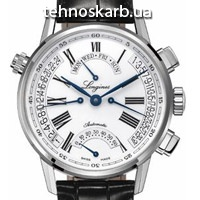 LONGINES heritage retrograde l4.797.4.71.2 - 220