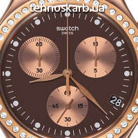 *** swatch swiss v8 montre rose