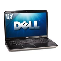 "Ноутбук экран 17,3"" Dell core i7 2670qm 2,2ghz /ram6gb/ hdd750gb/video gf gt525m/ dvdrw"