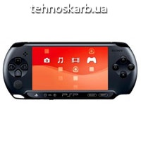 SONY ps portable (psp-e1008cb) (street)
