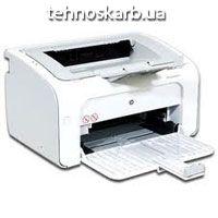 Принтер лазерный Hp laser jet p1005