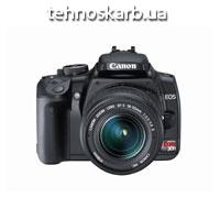 Фотоаппарат цифровой Canon eos rebel xti