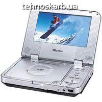 DVD-проигрыватель портативный с экраном Mustek mp76