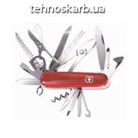 *** нож victorinox swisschamp red