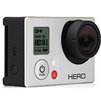 Видеокамера цифровая Gopro hero 4 silver standard (chdhy-401)