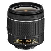 Фотообъектив Nikon nikkor af-p 18-55mm 1:3.5-5.6g dx