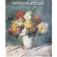 Картина Живопись Борецкий натюрморт цветов