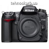 Nikon d7000 без объектива