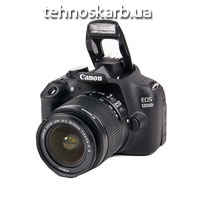 Canon eos 1200d kit (18-55mm) ef-s is ii