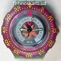 Часы *** swatch dive in the coral riff