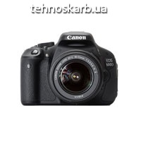 Canon eos 600d kit (18-55 mm) dc ef-s