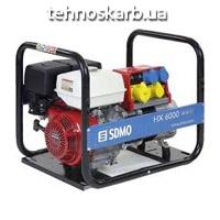 Бензиновый электрогенератор Sdmo hx 6000