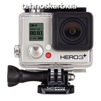 Відеокамера цифрова Gopro hero 3+ silver edition chdhn-302