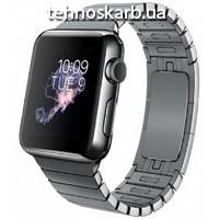 Apple watch (42mm steel case)