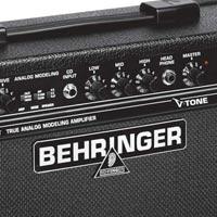 Комбик гитарный Behringer другое