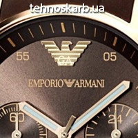*** emporio armani ladies' chrono