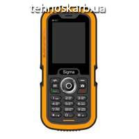 Мобильный телефон Sigma ip67