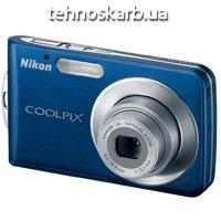 coolpix s210
