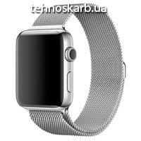 Apple watch (42mm steel case) milanese loop