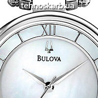bulova ladies steel