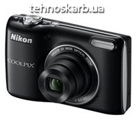 Фотоаппарат цифровой Nikon coolpix l26