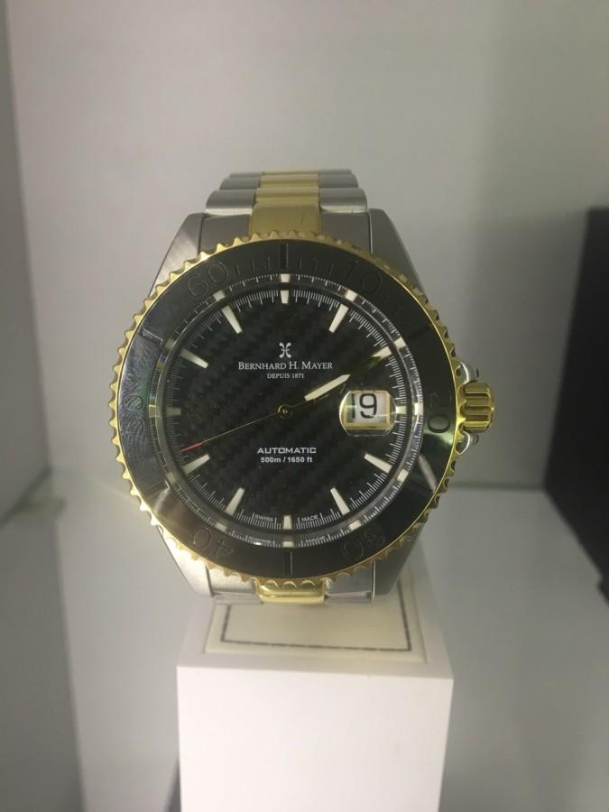 Bernhard h mayer часы купить купить часы даниэль веллингтон спб