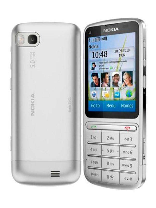 3bd0257cf18ad Купить б/у Nokia c3-01 - Мобильный телефон : Мобильные телефоны и ...