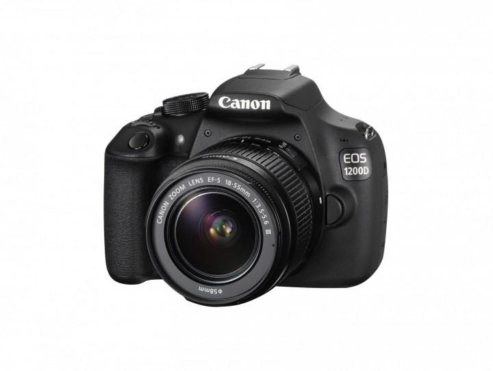 Фотоапарат цифровий Canon eos 1200d efs 18-55 dc iii