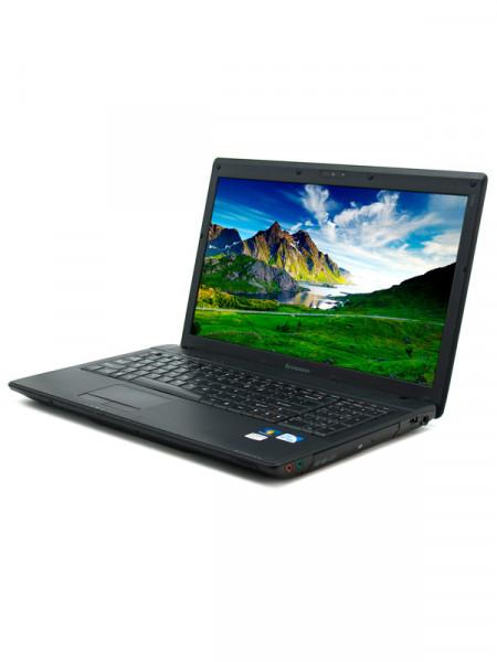 "Ноутбук екран 15,6"" Lenovo pentium p6200 2,13ghz/ ram4096mb/ hdd320gb/ dvd rw"