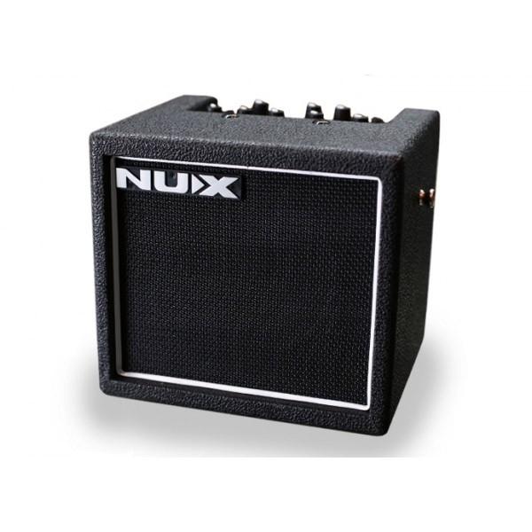 Гитарный комбоусилитель Nux mighty-8