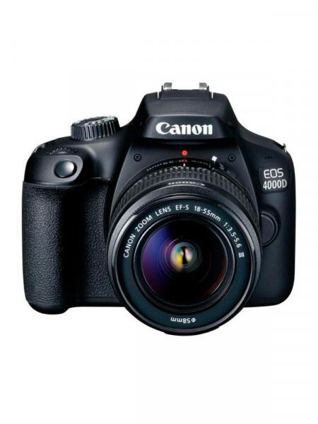 Фотоаппарат цифровой Canon eos 4000d
