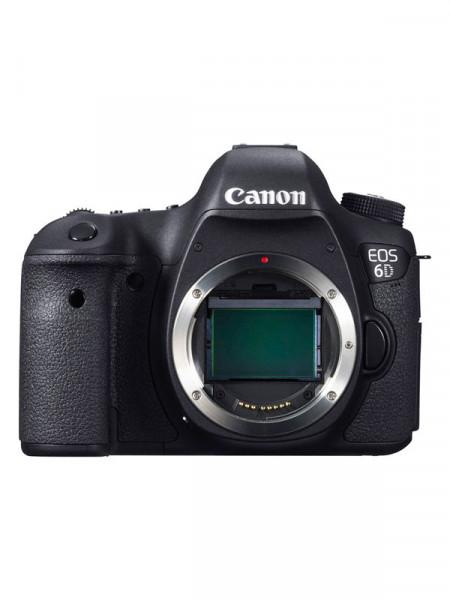 Фотоаппарат цифровой Canon eos 6d без объектива