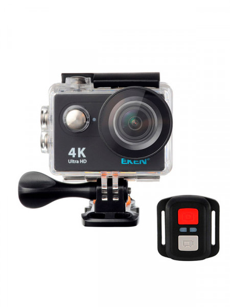 Видеокамера цифровая Eken h9r sports action camera 4k ultra hd 2.4g remote wifi 170