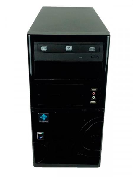 Системний блок Phenom Ii X2 555 3,2ghz/ ram4096mb/ hdd1000gb/video 1024mb/ dvdrw