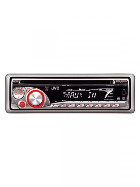 Автомагнитола CD MP3 Jvc kd-g343