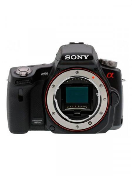 Фотоаппарат цифровой Sony alpha slt-a55 без объектива