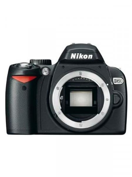 Фотоапарат цифровий Nikon d60 без объектива