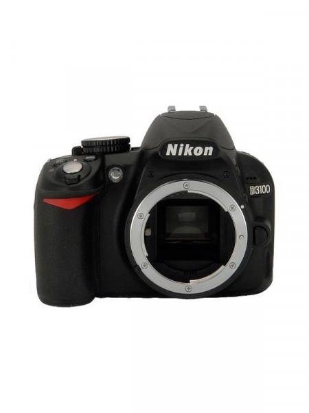 Фотоапарат цифровий Nikon d3100 без объектива