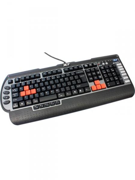 Клавиатура компьютерная A4 Tech x7-g800v
